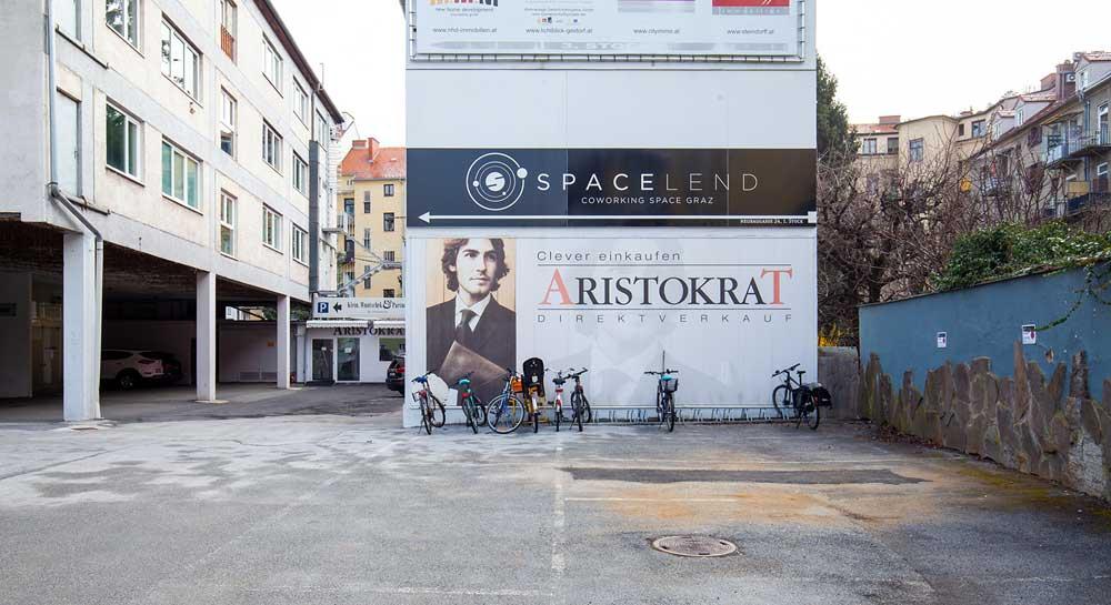 Spacelend Coworking Graz